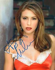 ALYSSA MILANO AUTOGRAPHED SIGNED A4 PP POSTER PHOTO PRINT 32
