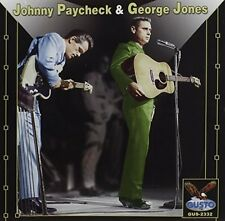 Johnny Paycheck, Joh - Johnny Paycheck & George Jones [New CD]