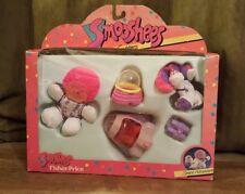 Smooshees Cuddlers #7215 Vintage 1988 Fisher Price Judy Jupiter Space Adventure