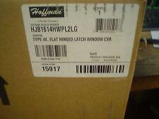 NIB Hoffman Enclosures HJB1614HWPL2LG junction box with window enclosure
