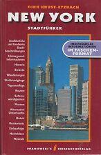 Stadtführer NEW YORK   (illustriert)   2001