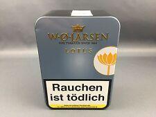 W.O. Larsen Lotus Pfeifentabak Tabak 100g Dose - pipe tobacco