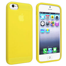 SOFT SILICONE RUBBER GEL FLEXIBLE SKIN COVER CASE HQ FOR IPHONE 5 5S, +stylus