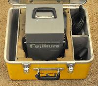 Fujikura FSM-20CSII  Fiber Fusion Splicer FSM w/ Cleaver FSM-20 FSM-20CS 2