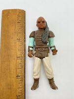 Vintage Star Wars Weequay Action Figure 1983 Kenner