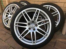 "Genuine Audi 19"" TT * SPEEDLINE * Wheels Rim PIRELLI TYRES"