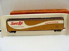 Vintage Tyco HO Scale SARA LEE 62' Reefer Car 360A Billboard Car