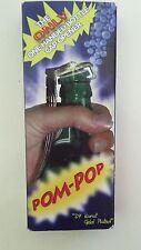 Pompop, one handed bottle cap opener
