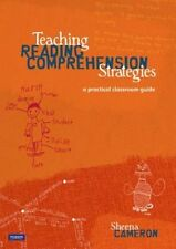 Teaching Reading Comprehension Strategies With CD by Sheena Cameron