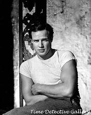 Actor Marlon Brando (2) - Celebrity Photo Print