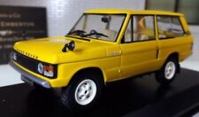Voitures, camions et fourgons miniatures jaunes WhiteBox 1:43