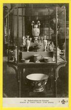 Coll. F. FLEURY Art MANUFACTURE de SÈVRES Porcelaines VITRINE du GRAND SALON