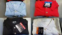 NEW Men's Kirkland Signature Short Sleeve Pique Polo Shirt - VARIETY