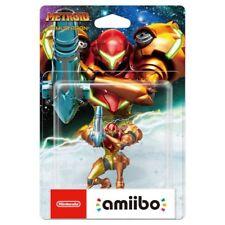 Metroid COLLEZIONE ¤ GERIN SAMUS Aran Amiibo Nintendo Switch 3 DS Metroid ¤ GERIN SAMUS restituzioni