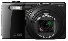 Ricoh Digital Camera Cx6 Black Cx6-Bk