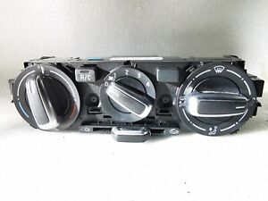 2014 VW UP A/C CONTROL PANEL HEATER CLIMATE CONTROL PANEL 1S0820045S