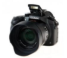 Panasonic LUMIX DMC-FZ1000 20.1 MP 4K Digital Camera - Black