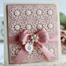 Lace Flower Metal Cutting Dies Scrapbook Embossing Decor Card Album Paper Craft