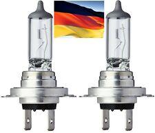 Flosser Rally H7 80W 12070 Two Bulbs Head Light Low Beam High Wattage Upgrade OE