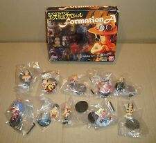 ONE PIECE COLLECTION ACE RESCUE SP FORMATION A SET BANDAI 2011