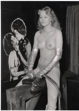 c.1970 PHOTO KREUTSCHMANN NUDE LARGE PRINT # 181