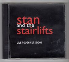 (HC542) Stan And The Stairlifts, Live Rough Cuts Demo - DJ CD