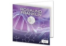 Rosalind Franklin 2020 50p Limited Edition Coin In Display Card UNC 4,995 Only