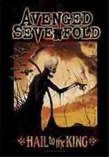 "AVENGED SEVENFOLD Rock flag/ Tapestry/ Fabric Poster A7X ""Reaper""   NEW"