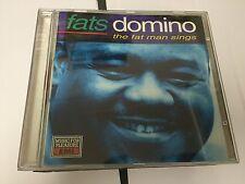 Fats Domino: The Fat Man Sings (CD) EARLY PRESS CD 0077779890224