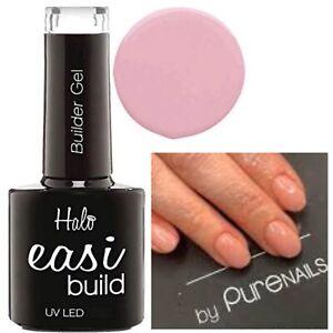 Halo Easi Build LED/UV Builder Gel Dare 2 Bare Pink 8ml (N3019)
