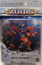 Zoids Gun Sniper #030 Interchangeable Weapon Pack Hasbro 2002 NEW