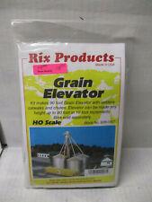 Rix Products 628-0407 Grain Elevator HO Model Kit