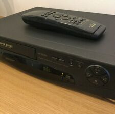 Panasonic NV-SD400B VHS VCR Video Player/Recorder including remote control