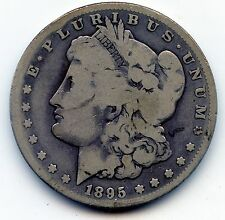1895-s Morgan (SEE PROMOTION)