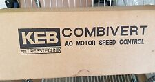KEB COMBIVERT AC MOTOR SPEED CONTROL 07.F0.R01.1228
