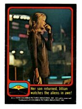 Close Encounters of the Third Kind Trading Card No. 56 (1977)