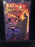 Batman Tales Of The Demon Graphic Novel TPB DC Comics Dennis O'Neil