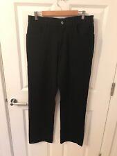 Mens Black Voi Jeans - Size 34R