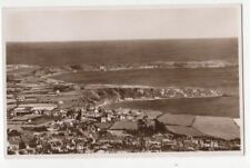 The Two Bays Nevin North Wales Vintage RP Postcard 808b
