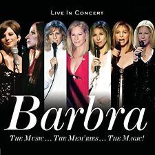Barbra Streisand - The MusicThe MemoriesThe Magic! [CD]