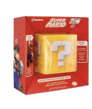 Super Mario Question Block Maze Safe Block Puzzle Money Box Gift