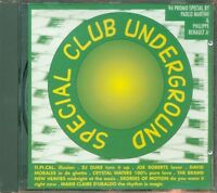 Special Club Underground - Ti.Pi.Cal/Dj Duke/David Morales/Crystal Waters Cd M