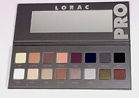 LORAC PRO Palette 2 Eye Shadow Palette New Without Box 100% Authentic