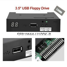 """3.5"""" 1.44MB Floppy Disk Drive to USB Emulator For ROLAND E86 E96 G800 Keyboard"""