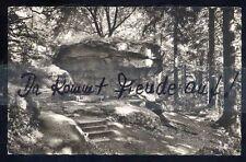 075P  Ansichtskarte  AK  Teufelstisch am Waldstein  Fichtelgebirge