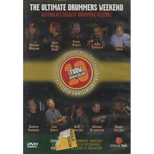 DVD Vol.10-Ultimate Drummers Weeke