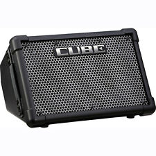 Roland CUBE Street EX 50W Battery Powered 2x8 Guitar Combo Amp w/ Built In Tuner
