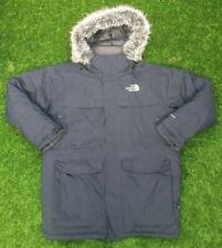 The North Face McMurdo Parka Black Goose Down 550 Hyvent Coat Jacket - Size XXL