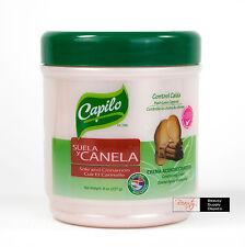 Capilo Sole & Cinnamon (Suela y Canela) Hair Conditioner Cream 8 oz (SEALED)