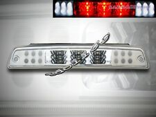 1994-2001 DODGE RAM CHROME LED 3RD THIRD L.E.D. BRAKE CARGO LIGHT RAM 1500/2500